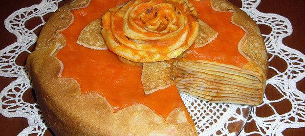 Простые рецепты сладких пирогов в домашних условиях с фото