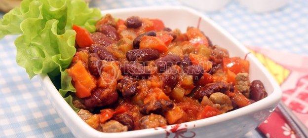 Рагу из говядины рецепт с пошагово