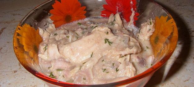 Рецепты с пошаговым блюда из курицы
