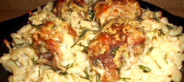 Рецепты макароны с пошагово