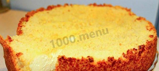 Творожная королевская ватрушка рецепт с пошагово в