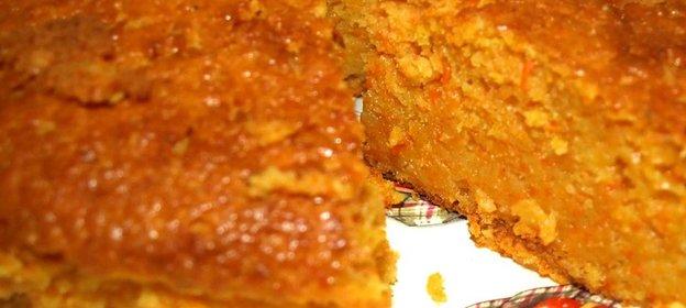 Морковный пирог рецепт с фото пошагово простой рецепт в духовке