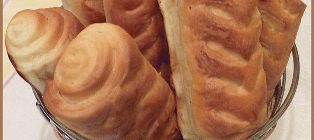 Рецепт булочек пошаговый с фото