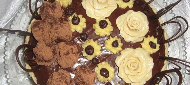 Торт метеорит рецепты с фото