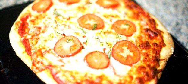 Классическая пицца маргарита рецепт с пошагово