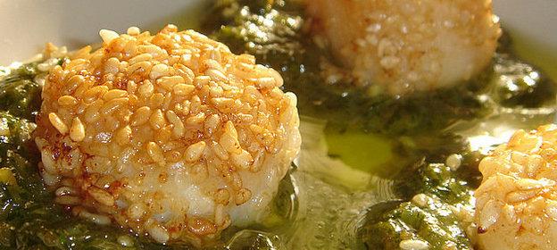 Морские гребешки рецепты простые и вкусные