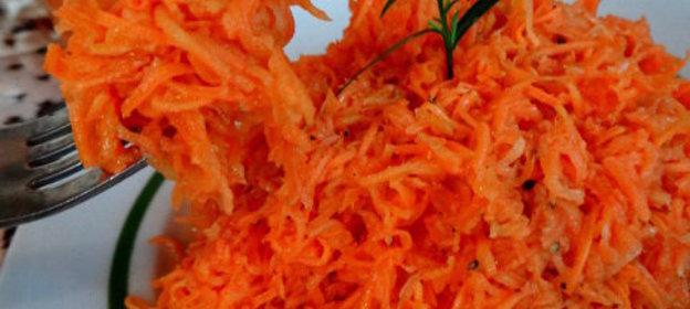 Корейская морковь рецепт с фото пошагово