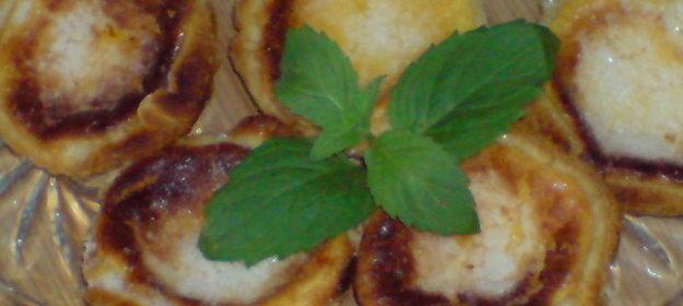 Слоёное тесто и изделия из него пошагово