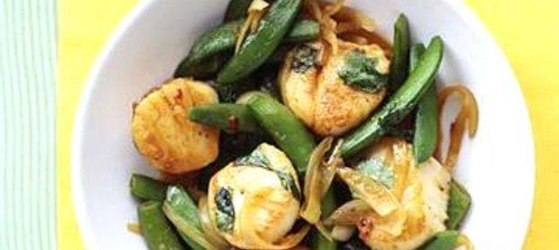 самый вкусный рецепт морских гребешков » Вкусные и простые ...