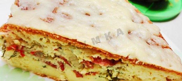 Нежный пирог с капустой рецепт пошагово 90
