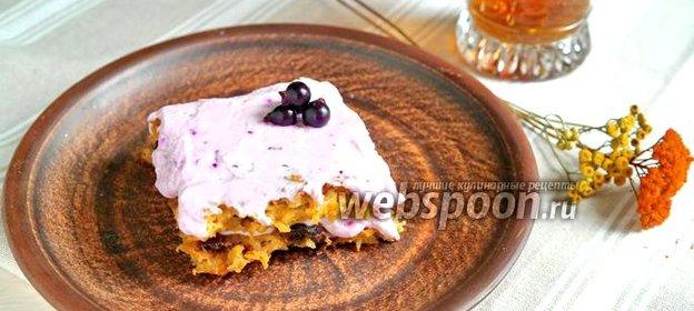 Диетический торт рецепт пошагово