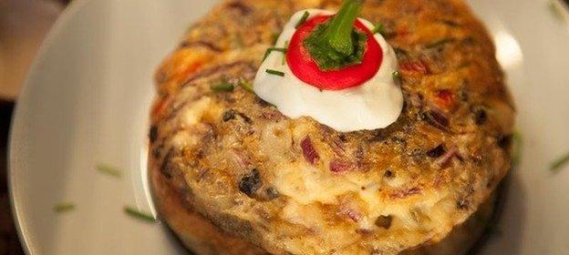 Фриттата рецепт пошагово