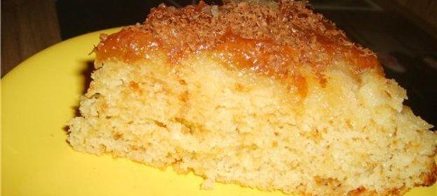 Пирог на сгущенке рецепт без яиц