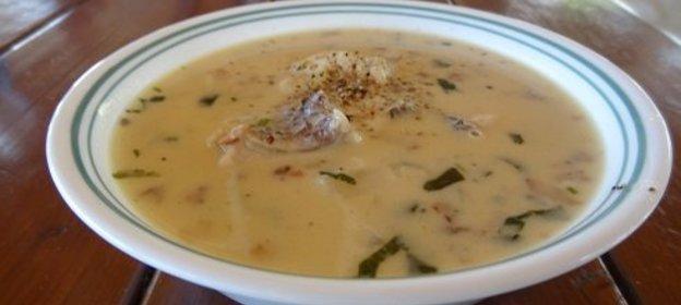 Суп из окуня рецепт с пошагово