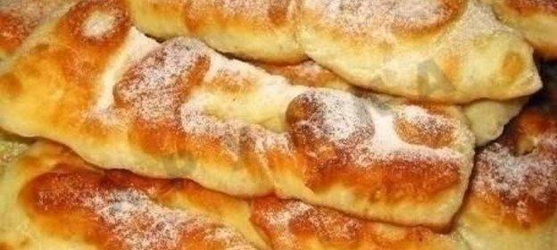 Хворост на кефире рецепт с фото пошагово в духовке