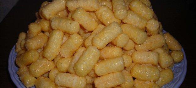 Чак чак из кукурузных палочек рецепт с пошагово