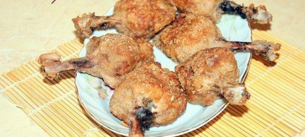 Котлета куриная на косточке рецепты