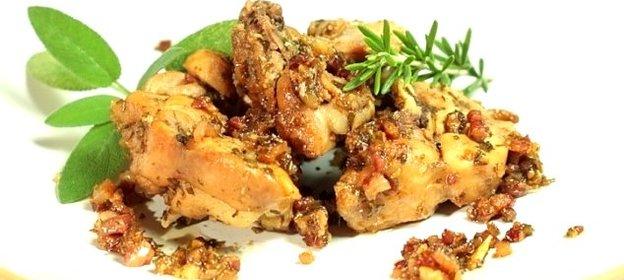 Рецепт жареного кролика на сковороде пошаговый рецепт