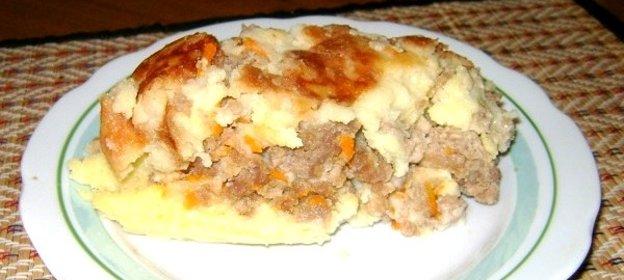 Картофельная запеканки в мультиварке рецепты с фото