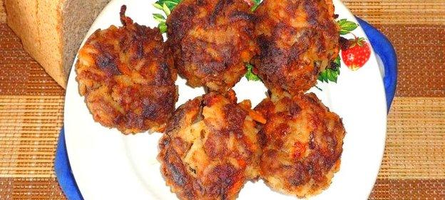 Вкусные рецепты мясные котлеты