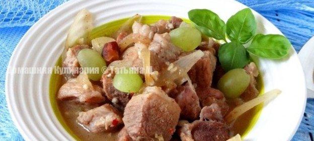 рецепт приготовления мяса простой рецепт