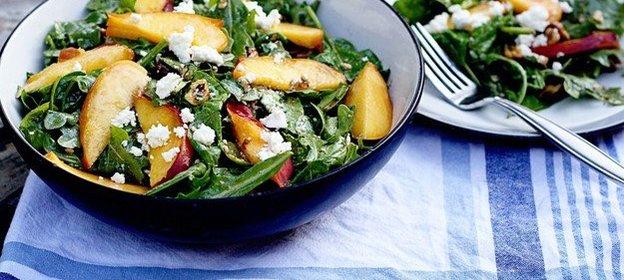 Вкусные салаты рецепты с рукколой 93