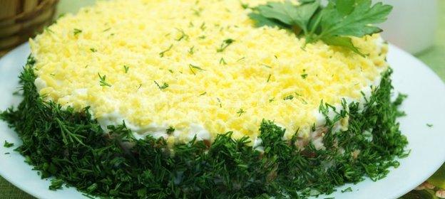 салат мимоза самый лучший рецепт