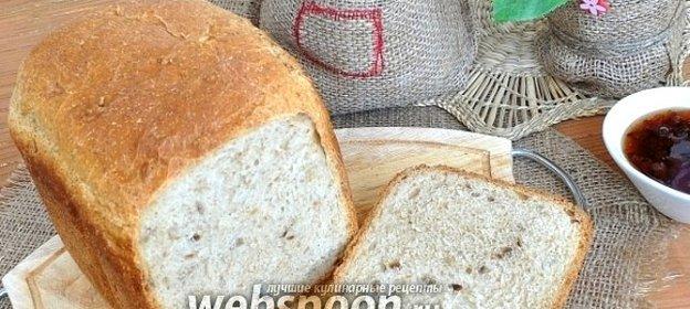 Хлеб с отрубями в хлебопечке рецепт пошагово