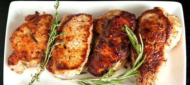 Рецепты мяса отбивного в духовке