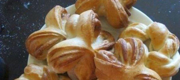 Пошаговый рецепт булочек с корицей с фото