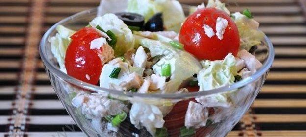 Греческий рецепт классический фото