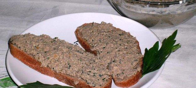 Вкусный Рецепт Паштета из печени говядины пошагово с фото, простой рецепт Домашней кухни