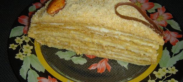 кулинарные рецепты фото торты