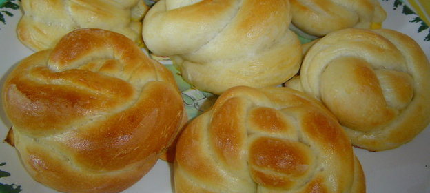 Немецкие булочки пошаговое и рецептами