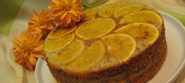 Торт апельсиновый рецепт с пошагово