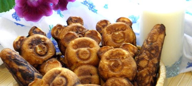 печенье в формочках рецепт с фото пошагово