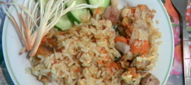 Рецепт минтай с рисом 74