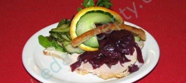 Рагу свиное с капустой рецепт пошагово