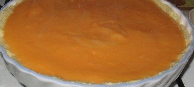 апельсиновый заварной крем рецепт с фото