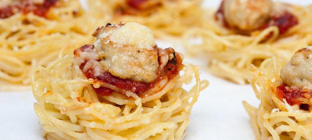 Интересные блюда из макарон