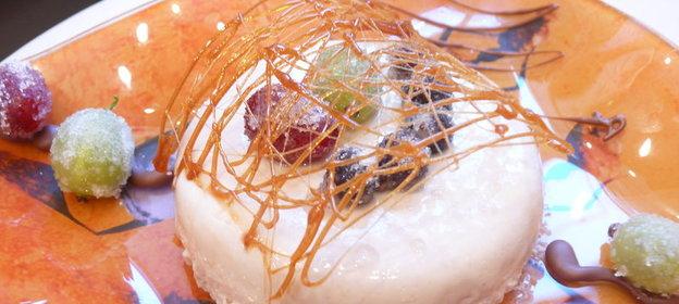 Украшение тортов карамелью видео фото