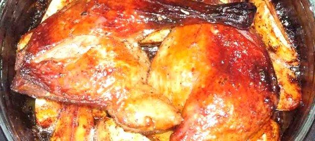 Рецепт утка в духовке рецепт с пошагово