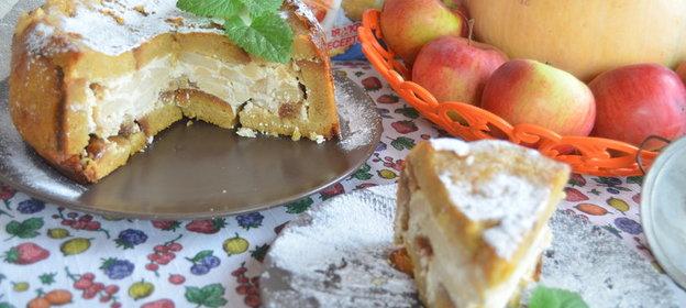 Как сделать шарлотка из яблок