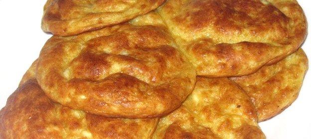 Творожные лепешки в духовке рецепт