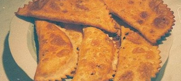 Чебуреки домашние простой рецепт пошаговый
