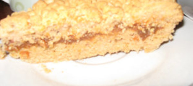 Песочный пирог со сгущенкой рецепты с фото