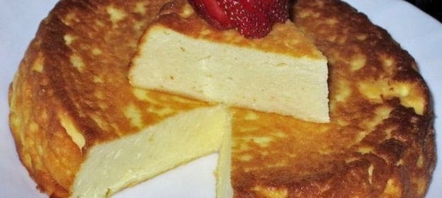 Пудинг творожный рецепт пошагово в духовке