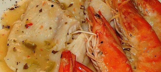 Морской язык в духовке рецепт с пошагово