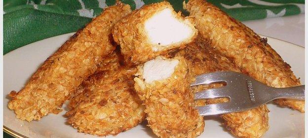 Наггетсы из куриного фарша рецепты с фото