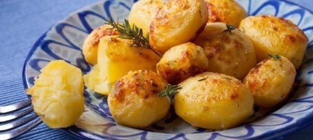 Блюда из картофеля с пошаговыми